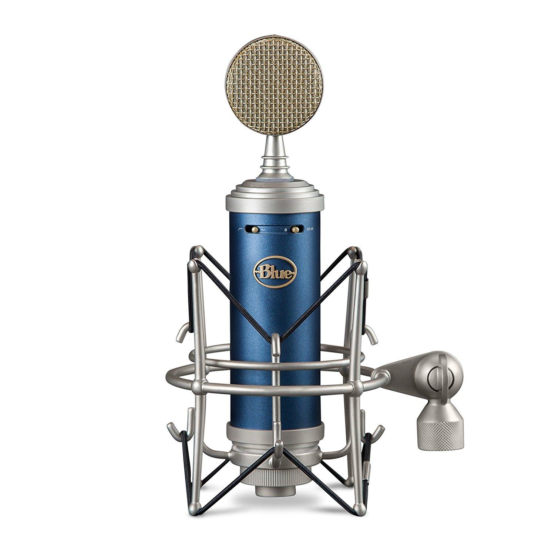 Blue Bird Microphone