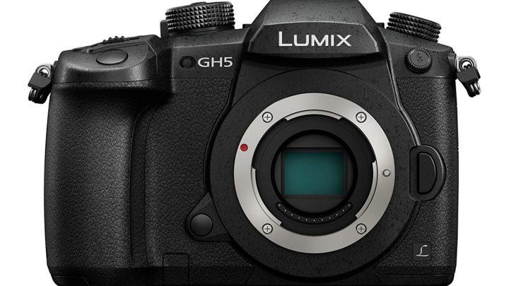 Panasonic LUMIX DCGH5
