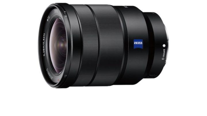 Sony Objectif Zeiss SEL-1635Z