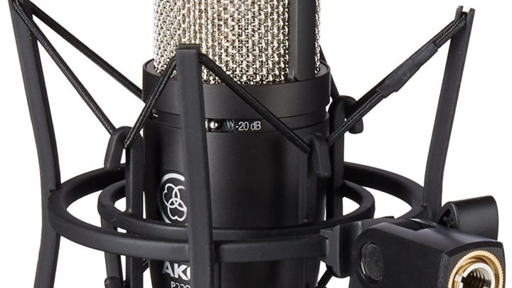 Micro Studio AKG Perception220