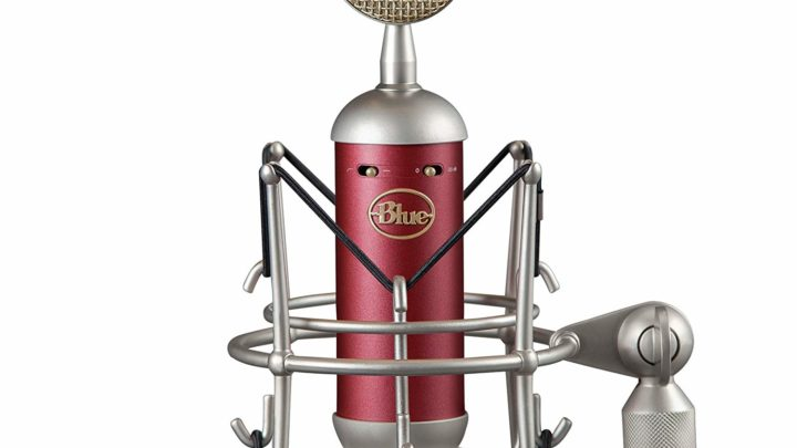 BLUE BSPARK-SL Microphone de studio