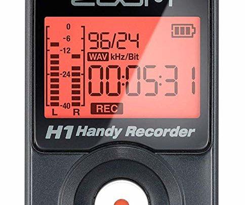 Zoom H1/MB Enregistreur portable